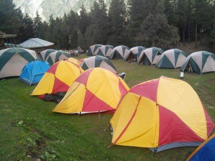 Fairy Meadows Cottages